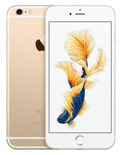 Apple iPhone 6S Plus 128Gb Gold MKUF2RU/A