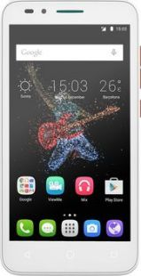 Alcatel 7048X GO PLAY White/Orange+White