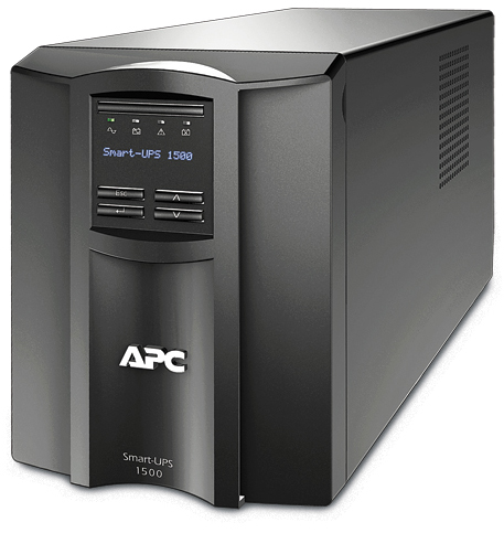 �������� �������������� ������� APC SMT1500I 1500VA/980W, Line-Interactive, LCD, Out: 220-240V 8xC13 (4-Switched), SmartSlot, USB, COM, HS User Repla (SMT1500I)