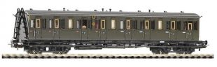 PIKO 53214 B4 2nd Cl. DRG II, w/o Brake Man's Cab