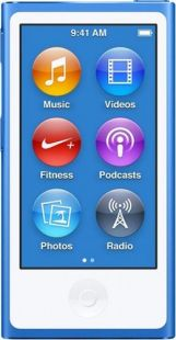 Apple iPod nano 7 16GB Blue MKN02RU/A