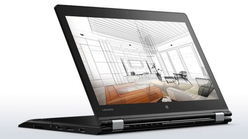 "Ноутбук Lenovo ThinkPad P40 Yoga Core i7 6500U (2.5GHz), 16384MB, 512GB SSD, 14"" (2560*1440), No DVD, nVidia Quadro M500M 2048MB, Windows 7 Professio (20GQ001HRT)"