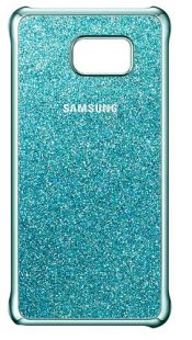 Samsung (клип-кейс) Galaxy Note 5 Glitter Cover синий (EF-XN920CLEGRU)