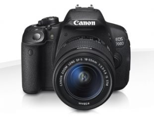 Canon EOS 700D kit 18-55 mm IS STM