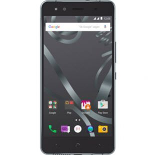 BQ Aquaris X5 Black/anthracite grey 16Gb