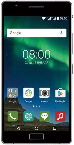 Philips Мобильный телефон Philips X818 Xenium Black (Philips X818 Xenium)