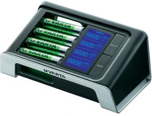 Varta LCD Fast Charger