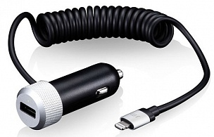 Just Mobile Highway  Duo Lightning Car Charger 2.1 A CC-158