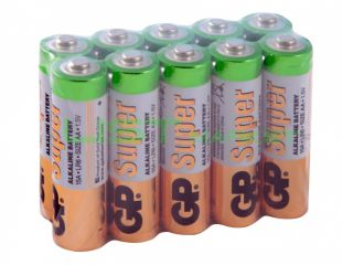 GP Super alkaline 15A (LR6)