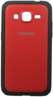 Samsung Galaxy Core Prime Protective Cover G360 красный (EF-PG360BREGRU)
