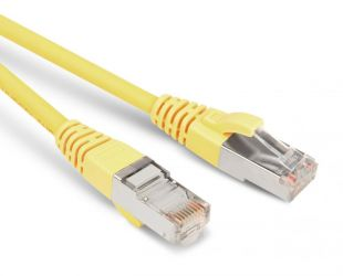 Hyperline PC-LPM-STP-RJ45-RJ45-C5e-2M-LSZH-YL