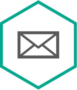 Kaspersky Anti-Spam для Linux. 25-49 MailBox 1 year Renewal