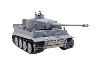 Heng Long 3818-1 German Tiger I, 1:16, дым