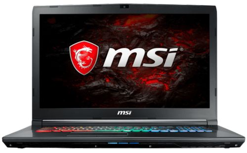 MSI Ноутбук MSI GP72VR 7RFX(Leopard Pro)-477RU i7 7700HQ(2.8Ghz)/8192Mb/1000Gb/DVDrw/Ext:nVidia GeForce GTX1060(3072Mb)/Cam/BT/WiFi/41WHr/war 2y/2.7kg/bl (9S7-179BB3-477)