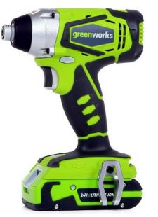 Greenworks G24CD