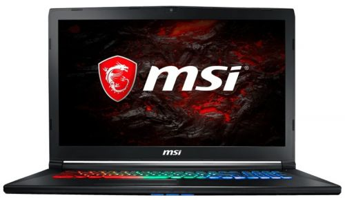 MSI Ноутбук MSI GP72MVR 7RFX(Leopard Pro)-636XRU i7 7700HQ(2.8Ghz)/16384Mb/1000Gb/noDVD/Ext:nVidia GeForce GTX1060(3072Mb)/Cam/BT/WiFi/41WHr/war 2y/2.7kg (9S7-179BC3-636)