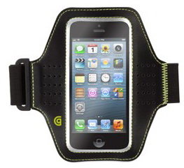 ����� Griffin Trainer Black GB36033 ��� iPhone 5/5S, iPod touch 5, ������