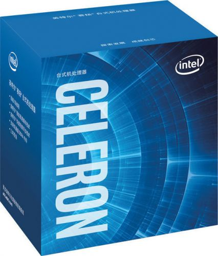 Intel Процессор Intel Celeron G3930 2.9GHz Kaby Lake Dual-Core (LGA1151, L3 2MB, 51W, DMI, HD Graphics 610 1050MHz, 14nm) BOX (BX80677G3930)