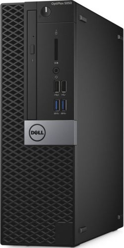 Dell Компьютер Dell OptiPlex 5050 SFF i5-6500 (3,2GHz),4GB (1x4GB) DDR4,1TB (7200 rpm),Intel HD 530,Linux,TPM,DVD,3 years NBD (5050-8178)