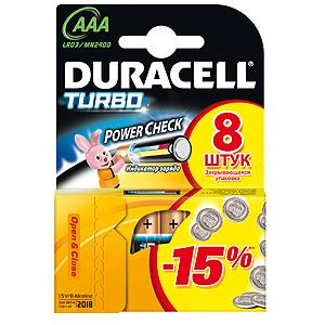 Duracell LR03 Turbo