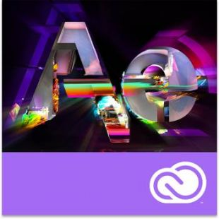 Adobe After Effects CC Multiple Platforms Продление 12 Мес. Level 2 10-49 лиц.