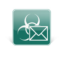 Kaspersky Security для почтовых серверов Russian. 15-19 MailAddress 1 год Base