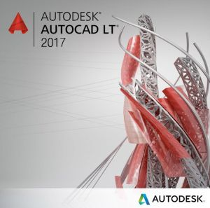 Autodesk AutoCAD LT 2017 Single-user Annual with Advanced Support