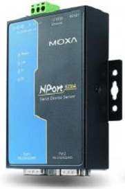 Сервер MOXA NPort 5250A-T (NPort 5250A-T)