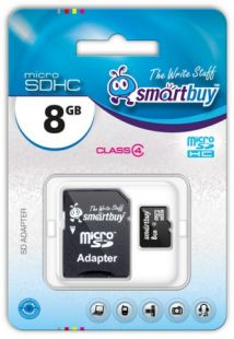 SmartBuy SB8GBSDCL4-01