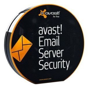 AVAST Software avast! Email Server Security, 1 year (20-49 users) GOV