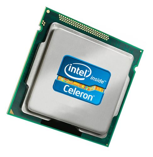 Intel Процессор Intel Celeron G3900 2.8GHz Dual-Core Skylake (LGA1151, L3 2MB, 51W, DMI, HD Graphics 510 950MHz, 14nm) Tray (CM8066201928610)