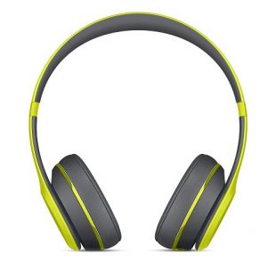 Apple Beats Solo2 Wireless Headphones Active Collection Yellow