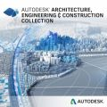 Autodesk Architecture Engineering & Construction Collection IC Single-user ELD Annual (1 year)