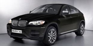 Weccan IS670 BMW X6 1:14 (черная)