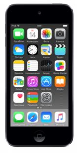 Apple iPod touch 5 64GB Space Gray MKHL2RU/A