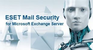 Eset NOD32 Mail Security для Microsoft Exchange Server for 31 mailboxes