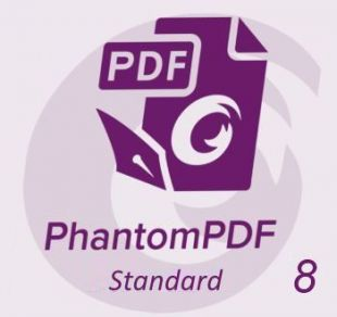 Foxit PhantomPDF Standard 8 RUS Full (100-999 users) with Support and Upgrade Protection