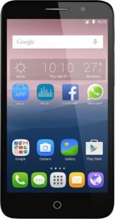 Alcatel 5015D POP 3 (5) Black/WhiteLeath