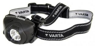 Varta 1 W LED INDESTRUCTIBLE HEAD 3 AAA