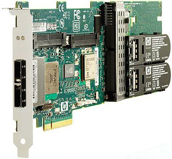 HP Smart Array P800/512 BBWC SAS (381513-B21)