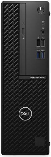 Фото - Компьютер Dell Optiplex 3080 SFF i5-10505/8GB/256GB SSD/UHD 630 TPM/VGA/Win10Pro компьютер dell precision 3440 sff i7 10700 16gb 512gb ssd intel uhd 630 sd tpm dp win10pro