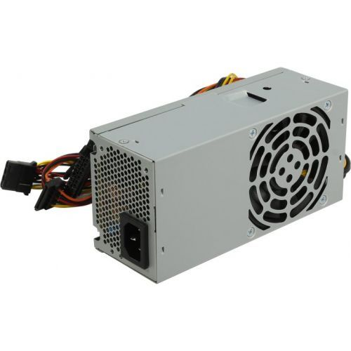 Блок питания HIPER HP-300TFX 300W, PPFC, 80mm fan, black OEM