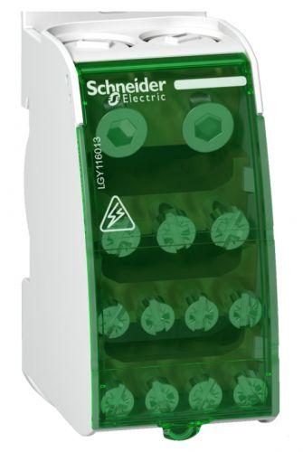 Блок распределительный Schneider Electric LGY116013 Acti 9 винтовой 1P 160А 13 отверстий