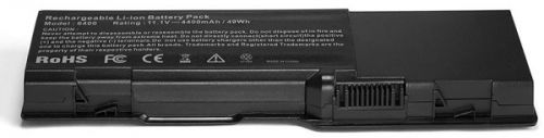 Аккумулятор для ноутбука Dell OEM D6400 Inspiron 6400, 1501, E1505, Vostro 1000, Latitude 131L Series. 11.1V 4400mAh PN: 312-0427, CR174