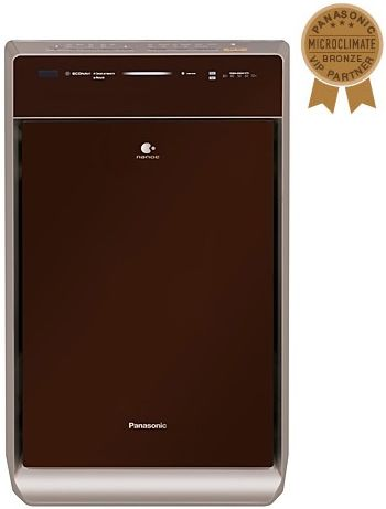 Фото - Очиститель воздуха Panasonic F-VXK70 с увлажнением, 700 мл/ч, коричневый очиститель воздуха