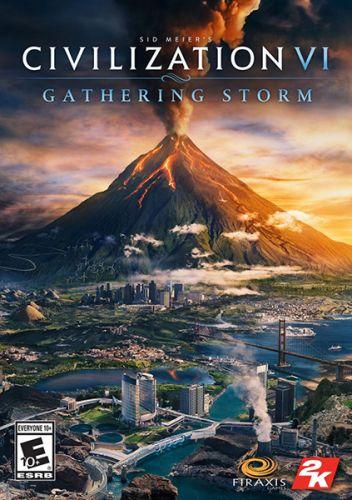 Право на использование (электронный ключ) 2K Games Sid Meier's Civilization VI: Gathering Storm недорого