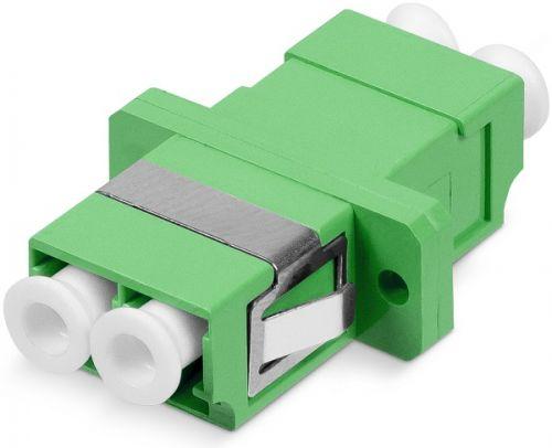 Адаптер проходной Cabeus LC/APC-SM LC/APC-LC/APC, SM, для одномодового кабеля, duplex