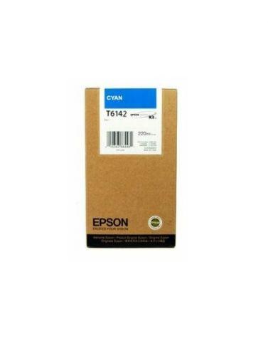 Картридж Epson C13T614200 для принтера Stylus Pro 4450 (220ml) голубой