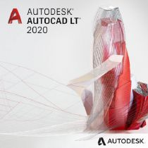 Autodesk AutoCAD LT 2022 Commercial New Single-user ELD Annual Subscription