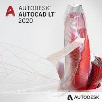 Autodesk AutoCAD LT 2022 Commercial Single-user ELD Annual Subscription